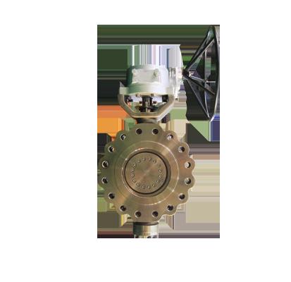 VAN BƯỚM DK VALVE Triple offset butterfly valve