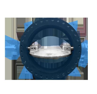 VAN BƯỚM - DK VALVE Waterworks butterfly valve