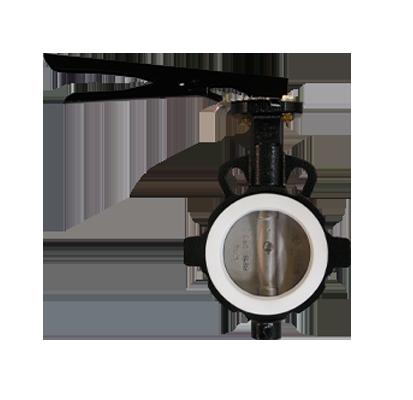 VAN BƯỚM - DK VALVE PTFE-lined butterfly valve