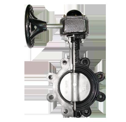 VAN BƯỚM DK VALVE - Catridged seat butterfly valve